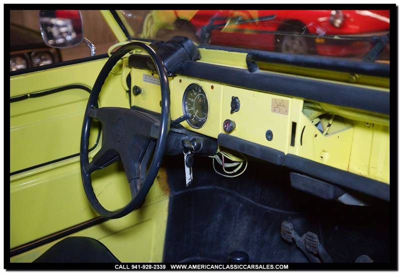1973 Volkswagen Thing  - Sarasota FL