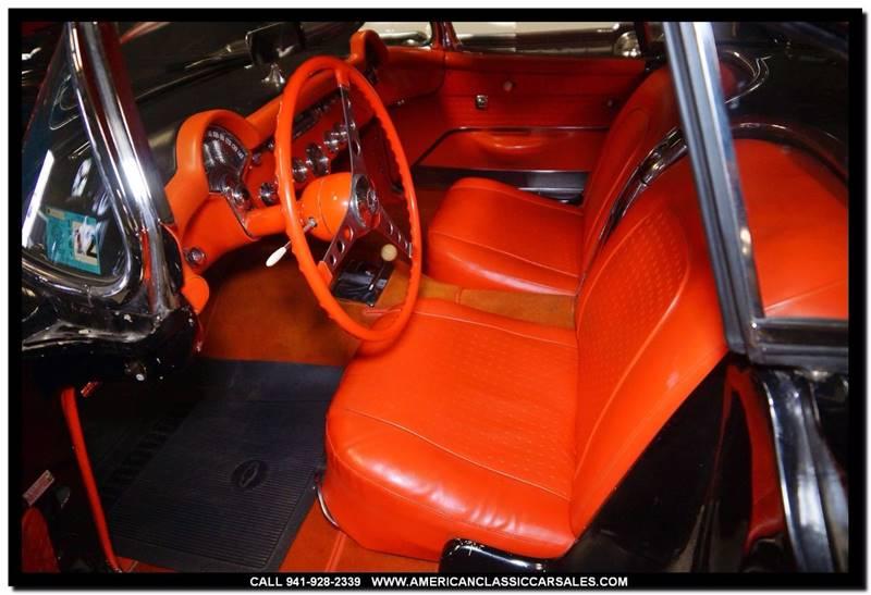 1957 Chevrolet Corvette  - Sarasota FL
