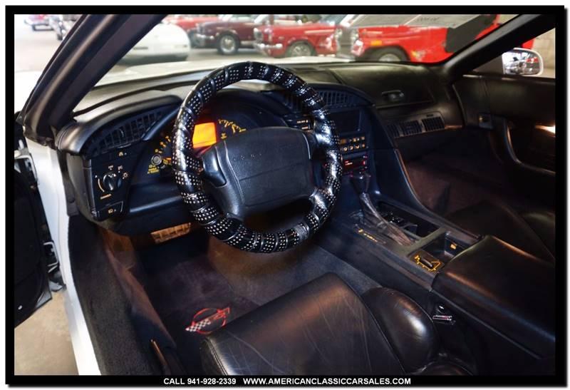 1993 Chevrolet Corvette 2dr Hatchback - Sarasota FL