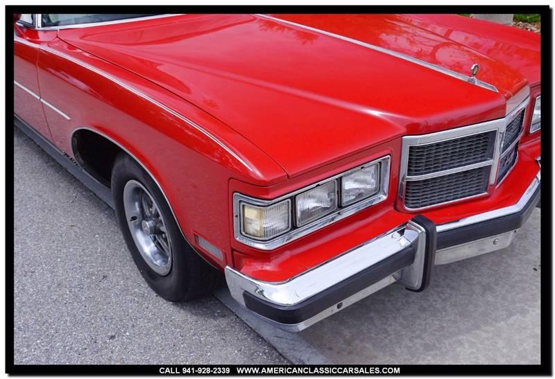 1975 Pontiac Grand Ville  - Sarasota FL