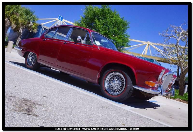 1967 Jaguar 420  - Sarasota FL