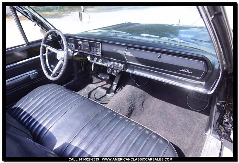 1967 Plymouth Belvedere GTX Tribute - Sarasota FL