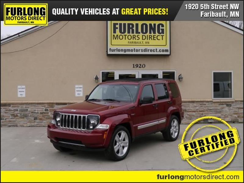 2012 Jeep Liberty For Sale At Furlong Motors Direct In Faribault MN