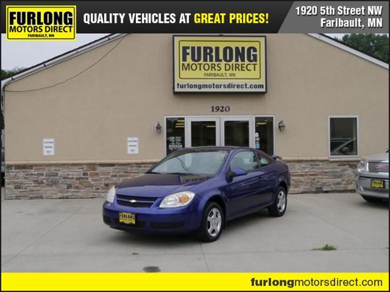2007 Chevrolet Cobalt For Sale At Furlong Motors Direct In Faribault MN