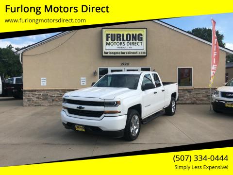 2017 Chevrolet Silverado 1500 for sale at Furlong Motors Direct in Faribault MN