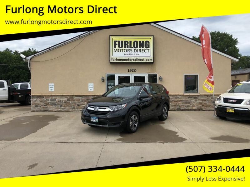 2018 Honda CR-V for sale at Furlong Motors Direct in Faribault MN