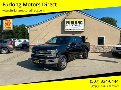 2020 Ford F-150 for sale at Furlong Motors Direct in Faribault MN