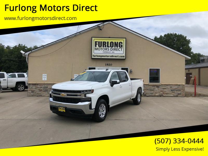2019 Chevrolet Silverado 1500 for sale at Furlong Motors Direct in Faribault MN