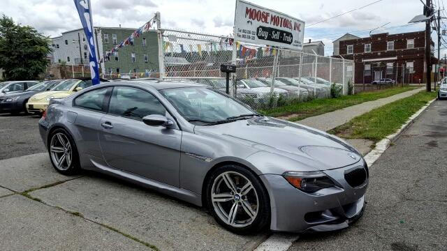 2007 Bmw M6 Base 2dr Coupe In Paterson NJ - Moose Motors