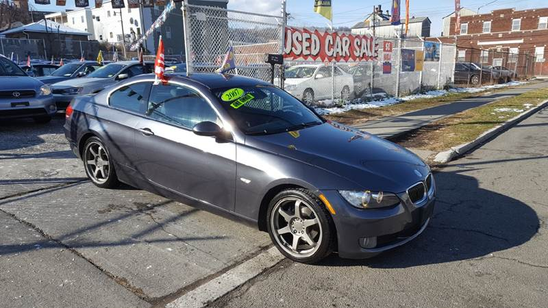 Bmw Series AWD Xi Dr Coupe In Paterson NJ Moose Motors - 2007 bmw 3 series 328xi coupe