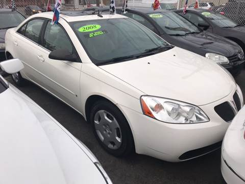 2008 Pontiac G6 for sale in Paterson, NJ