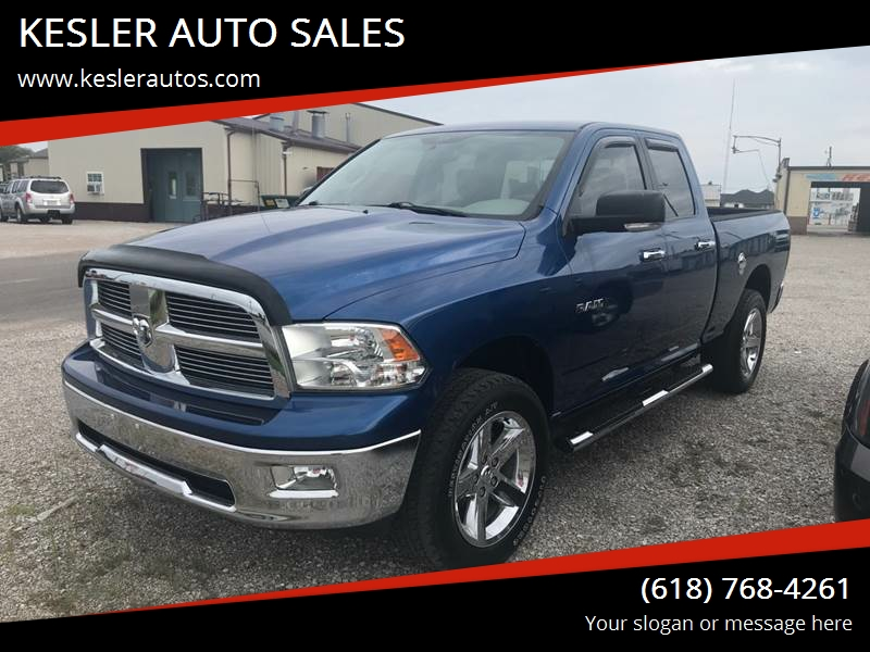 2010 Dodge Ram Pickup 1500 for sale at KESLER AUTO SALES in St. Libory IL
