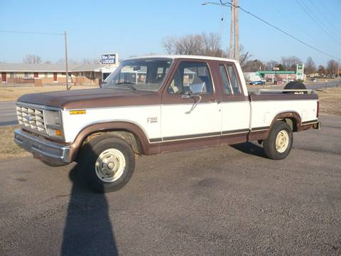 1982 Ford F-150 for sale in Eureka, KS