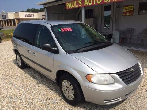2006 Chrysler Town and Country