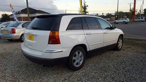 2005 Chrysler Pacifica for sale at Paul's Auto Sales of Picayune in Picayune MS