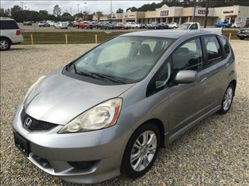 2009 Honda Fit for sale at Paul's Auto Sales of Picayune in Picayune MS