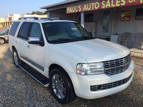 2007 Lincoln Navigator for sale in Picayune, MS