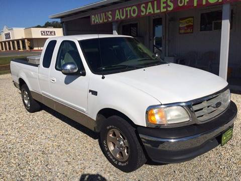 2000 Ford F-150 for sale in Picayune, MS