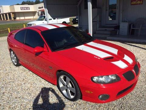 2006 Pontiac GTO for sale in Picayune, MS