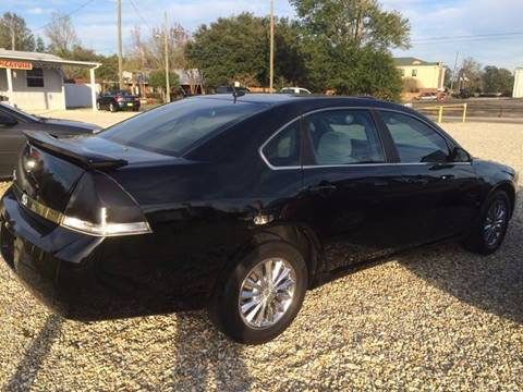 2008 Chevrolet Impala for sale at Paul's Auto Sales of Picayune in Picayune MS