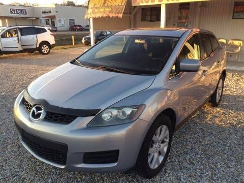 2008 Mazda CX-7 for sale at Paul's Auto Sales of Picayune in Picayune MS