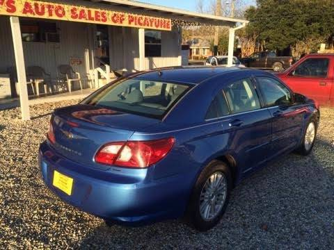 2007 Chrysler Sebring for sale at Paul's Auto Sales of Picayune in Picayune MS