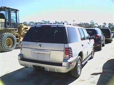 2002 Mercury Mountaineer for sale at Paul's Auto Sales of Picayune in Picayune MS