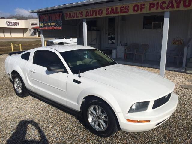 2005 Ford Mustang for sale at Paul's Auto Sales of Picayune in Picayune MS
