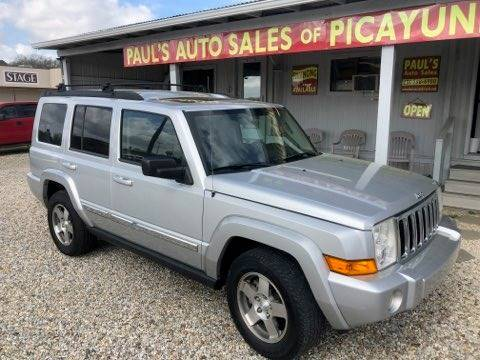 2010 Jeep Commander for sale in Picayune, MS