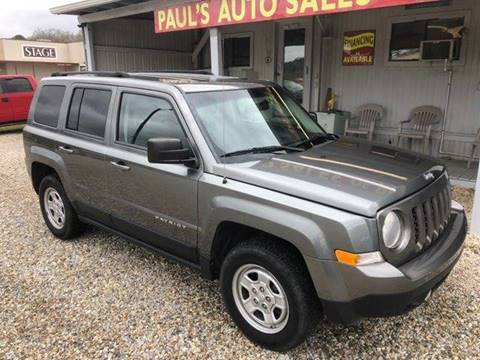 2012 Jeep Patriot for sale in Picayune, MS