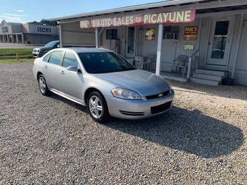 2013 Chevrolet Impala for sale in Picayune, MS