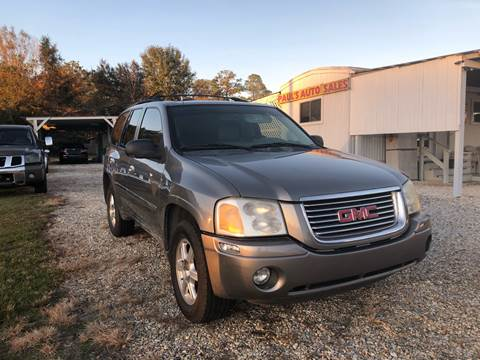 2007 GMC Envoy for sale in Picayune, MS