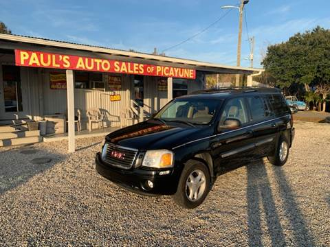 2002 GMC Envoy XL for sale in Picayune, MS