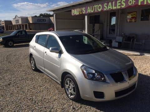 2009 Pontiac Vibe for sale in Picayune, MS