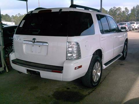 2007 Mercury Mountaineer for sale in Picayune, MS