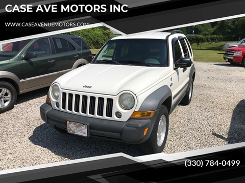 2007 Jeep Liberty for sale in Akron, OH