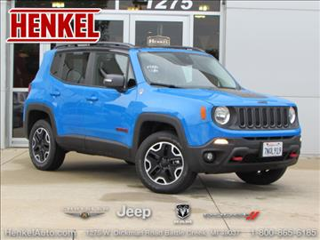 2015 Jeep Renegade for sale in Battle Creek, MI