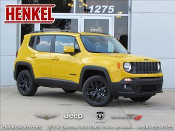 2017 Jeep Renegade for sale in Battle Creek, MI