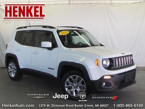 2015 Jeep Renegade for sale in Battle Creek, MI