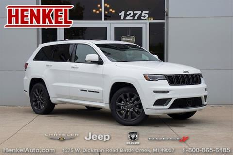2018 Jeep Grand Cherokee for sale in Battle Creek, MI