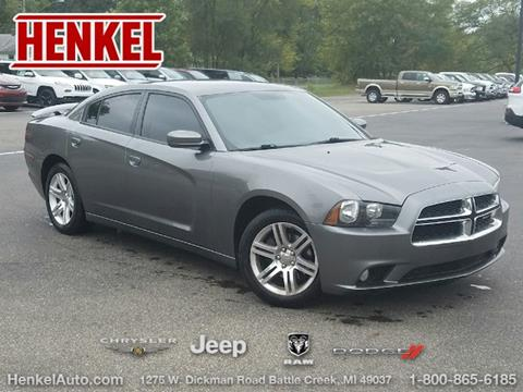 2011 Dodge Charger for sale in Battle Creek, MI