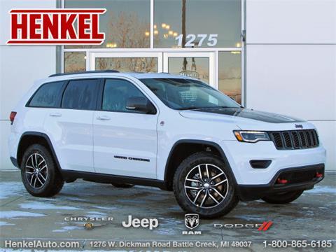 2018 Jeep Grand Cherokee for sale in Battle Creek, MI