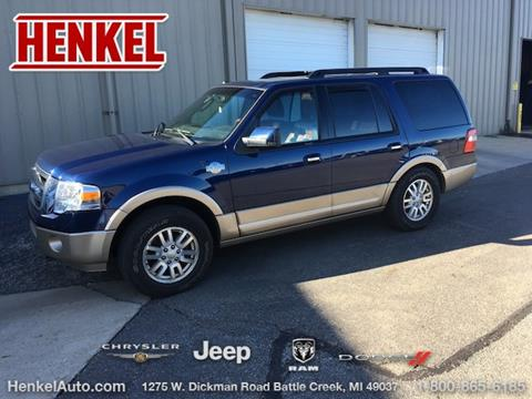 2012 Ford Expedition for sale in Battle Creek, MI