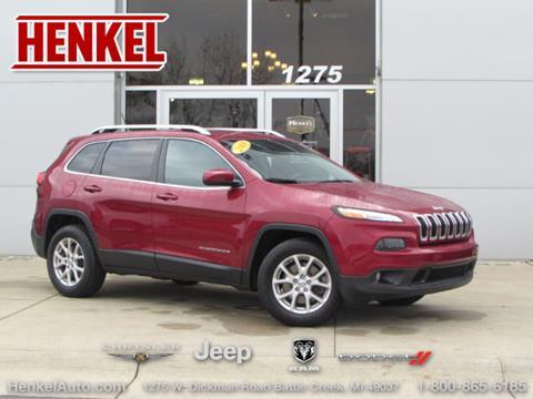 2015 Jeep Cherokee for sale in Battle Creek, MI