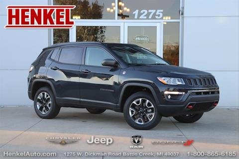 2018 Jeep Compass for sale in Battle Creek, MI