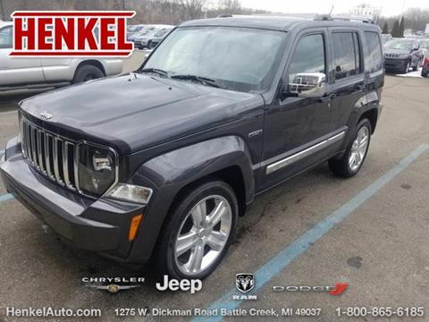 2011 Jeep Liberty for sale in Battle Creek, MI