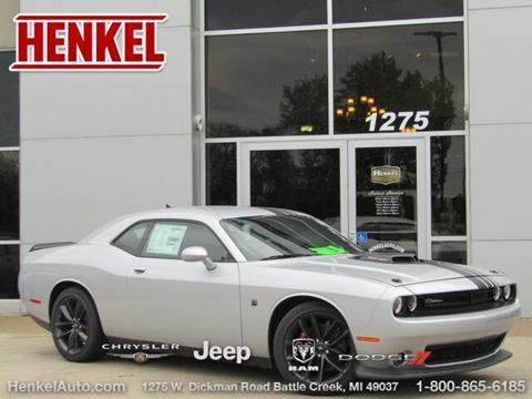 2019 Dodge Challenger for sale in Battle Creek, MI