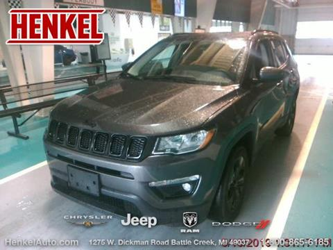 2018 Jeep Compass for sale in Battle Creek, MI