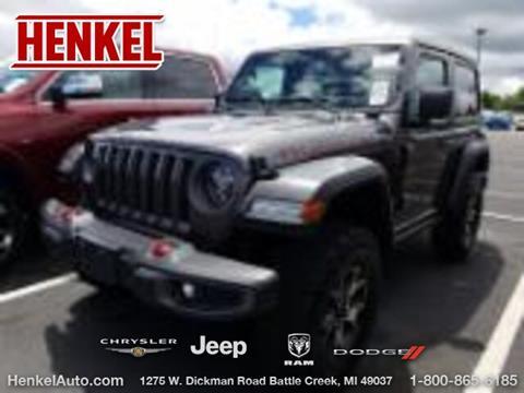 2019 Jeep Wrangler for sale in Battle Creek, MI