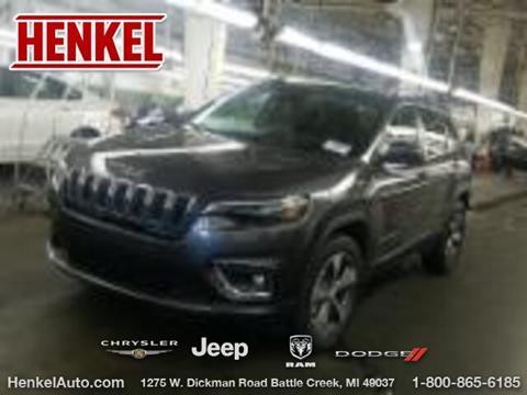 2019 Jeep Cherokee for sale in Battle Creek, MI